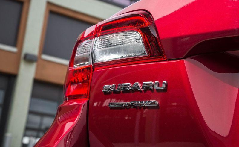 Subaru Outback 2018. Харизма в нагрузку