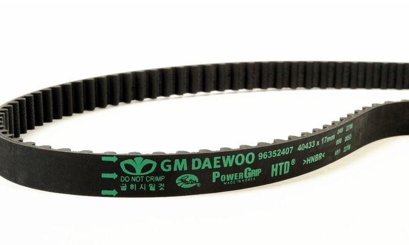 GM Daewoo belt