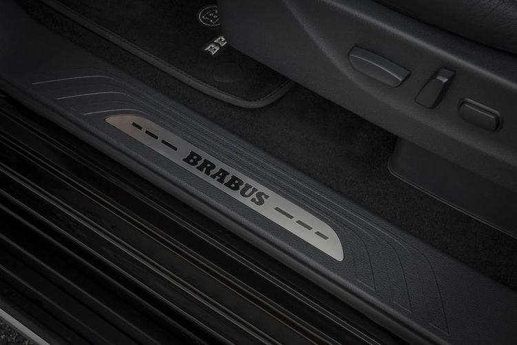 Brabus накачал Mercedes X-Class до 206 сил и 510 Н•м