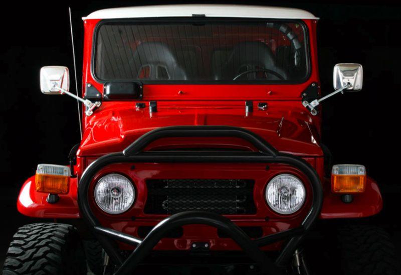 Toyota Land Cruiser, история модели в картинках. Как прожить 70 лет без дорог