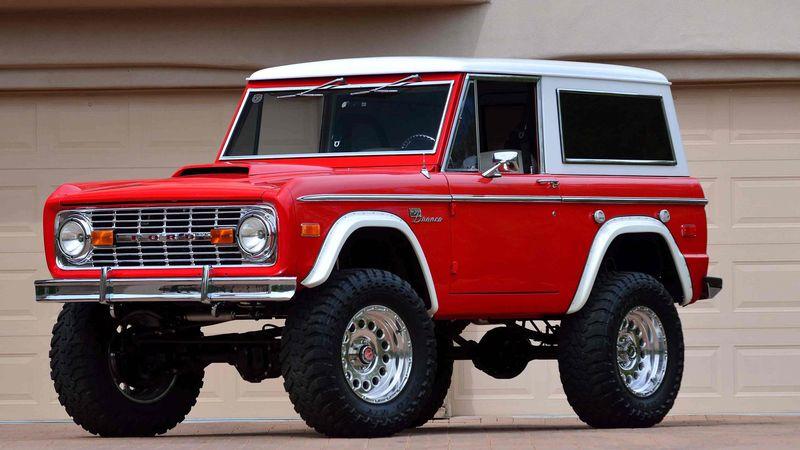 Жизнь американского Бобика: Ford Bronco