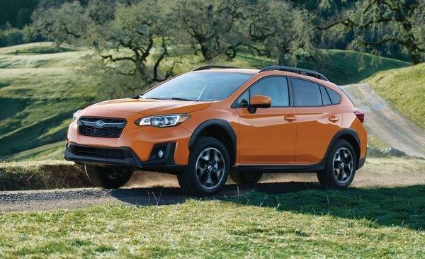 Crosstrek — первый plug-in гибрид Subaru, официальные фото