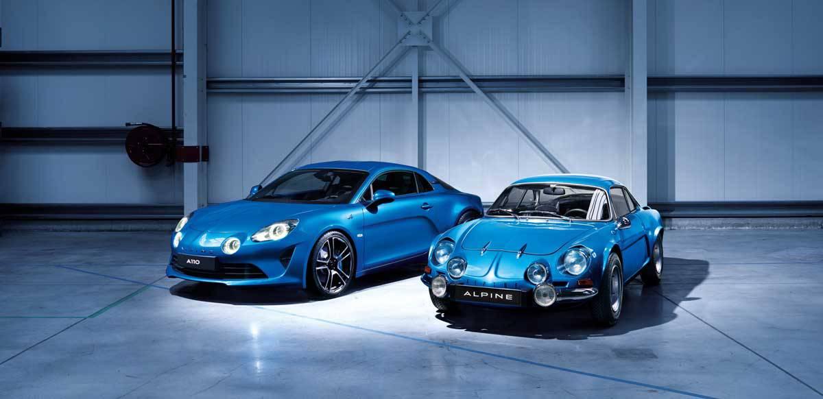 Купе Alpine A110 2018, характеристики, цены и комплектации. Верность традициям