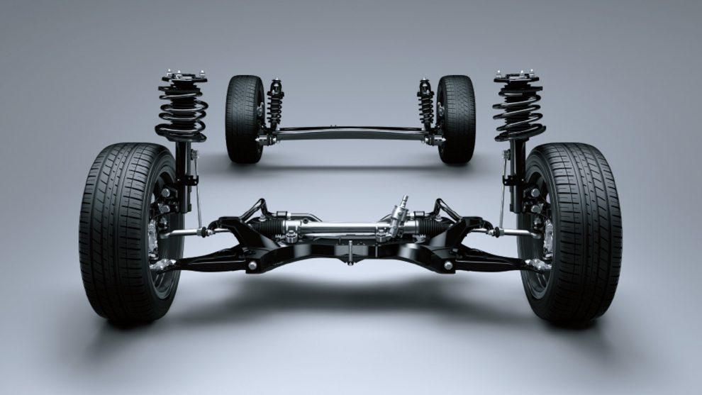 Замена втулок переднего стабилизатора Toyota Corolla, кузов 150