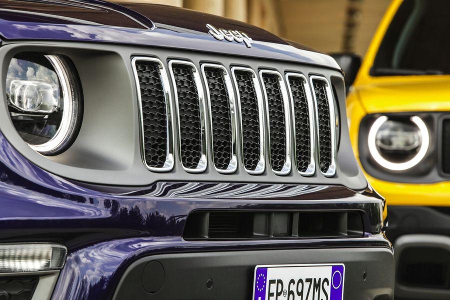 Jeep Renegade 2019: рестайлинговый кроссовер дебютировал в Турине