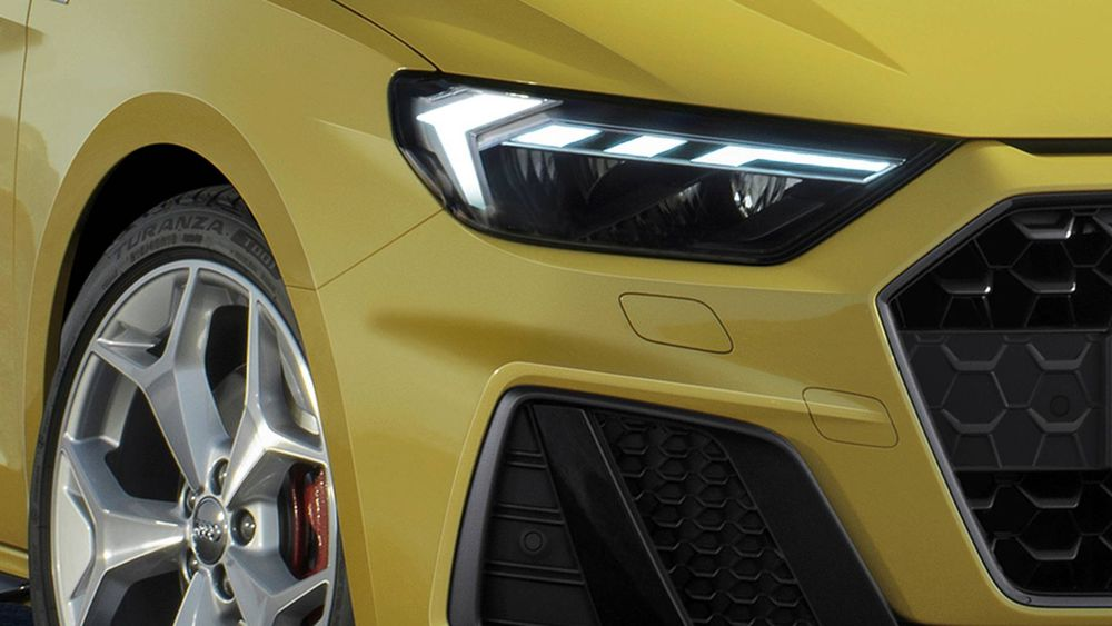 2019 Audi A1 Sportback. Просто красавчик!