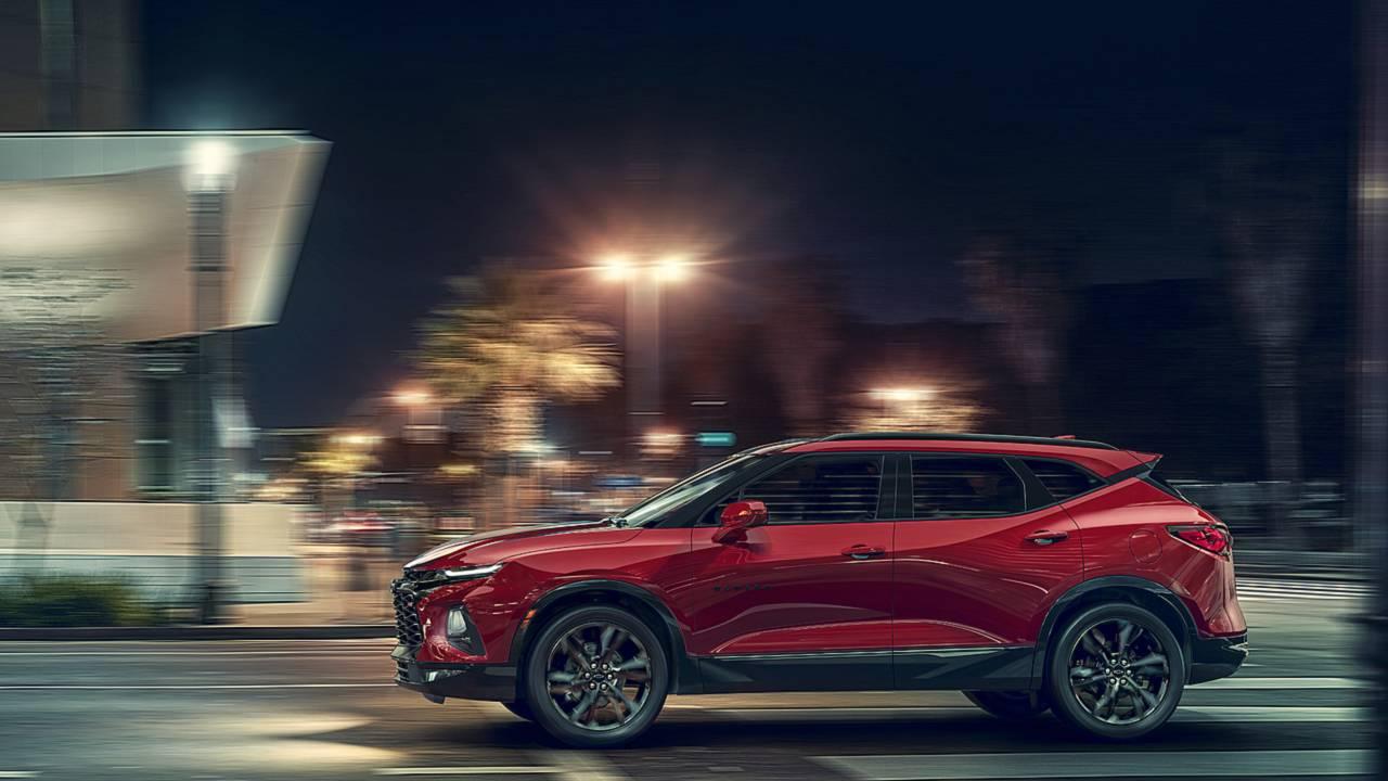 Новый Chevrolet Blazer 2019 не станет внедорожником