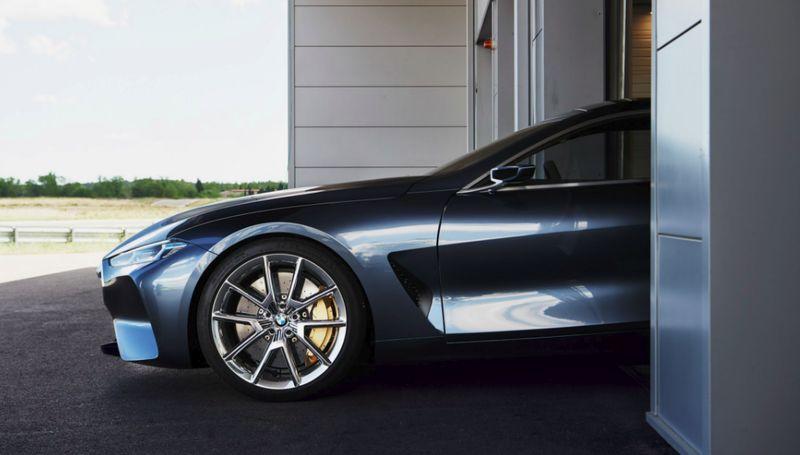 2019 BMW 8-series Coupe или начало счастливого конца