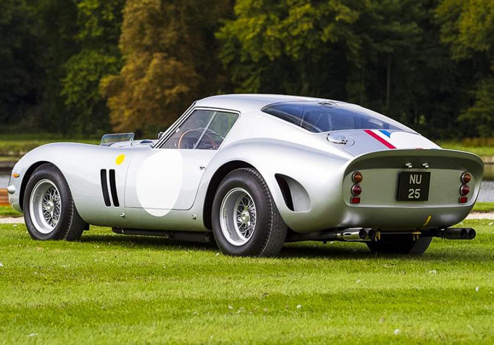Самый породистый Ferrari 250 GTO оценили в $70 миллионов
