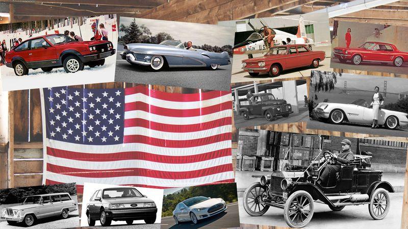 Американские автомобили, которые вы никогда не видели