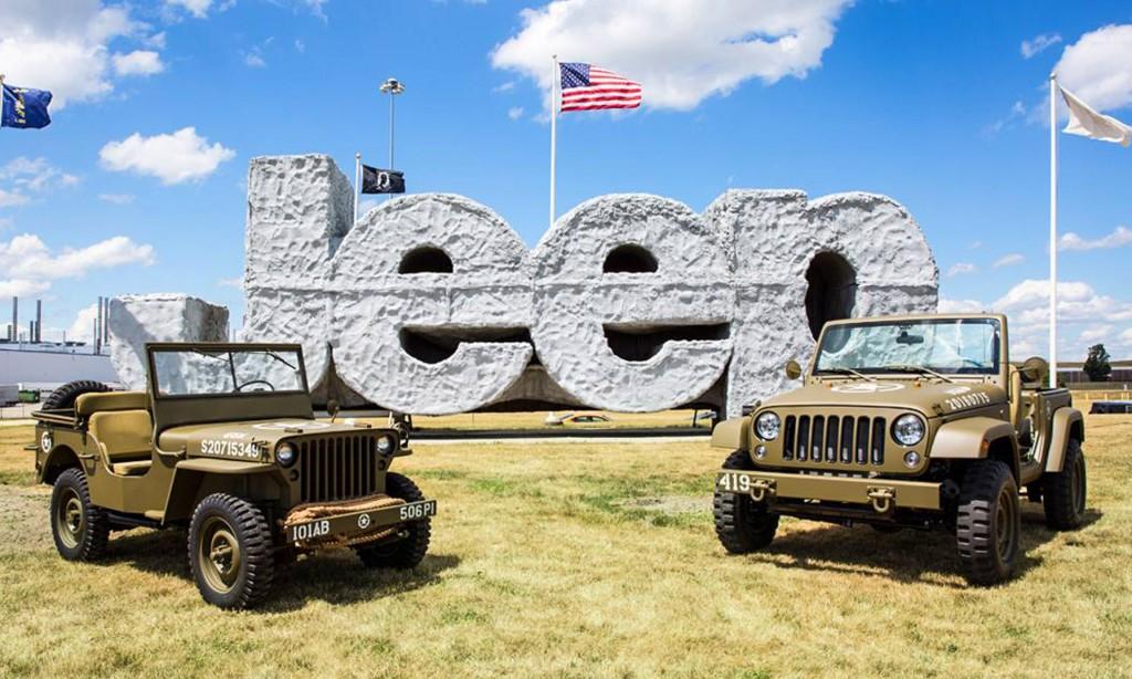История Jeep Wrangler. Сержант Willys, 77 лет
