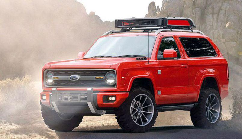 В США анонсировали возрождение легендарного Ford Bronco