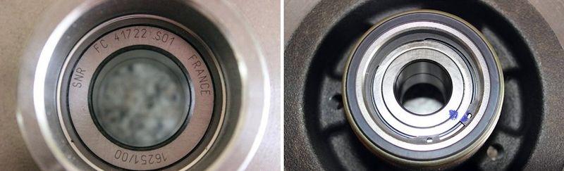 диски для заднего тормоза Рено Меган 3 или Scenic 3