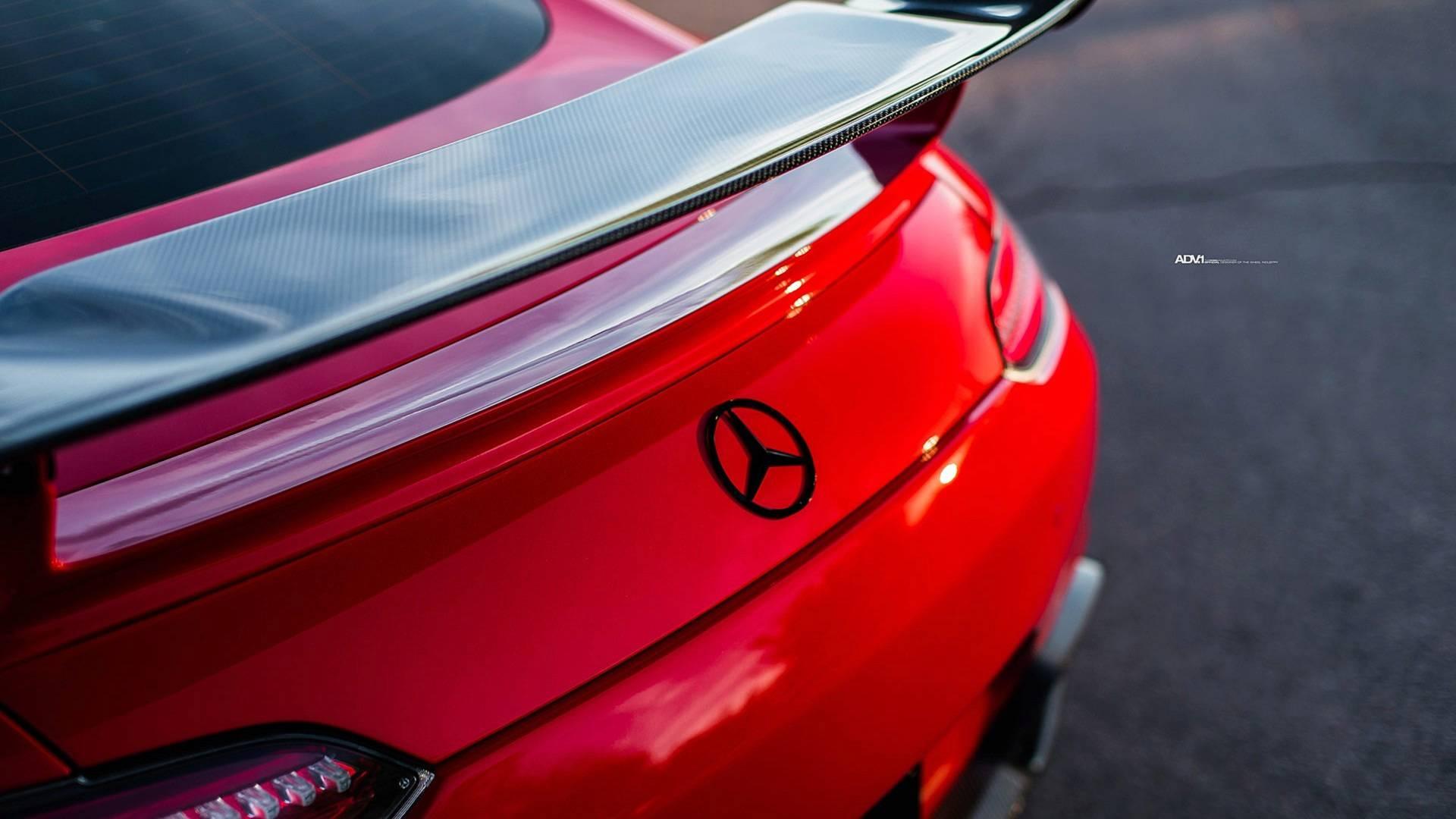 Mercedes-AMG GT S Creative Bespoke заставил побледнеть GT R