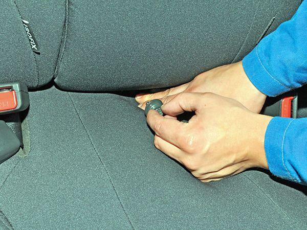 сиденье солярис