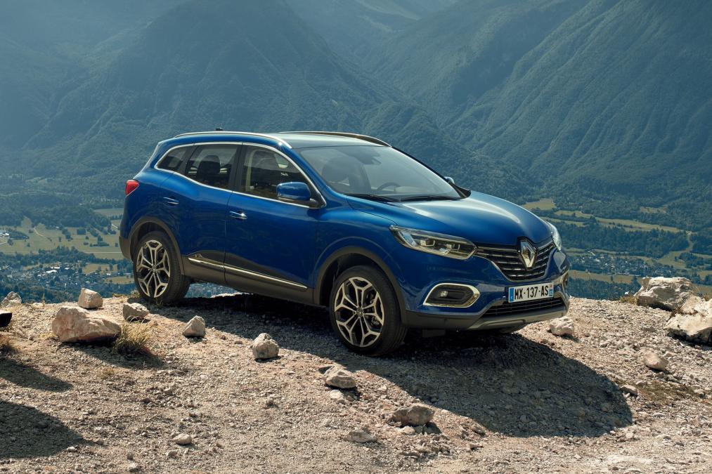 Рестайлинговый Renault Kadjar обновил моторы и дизайн