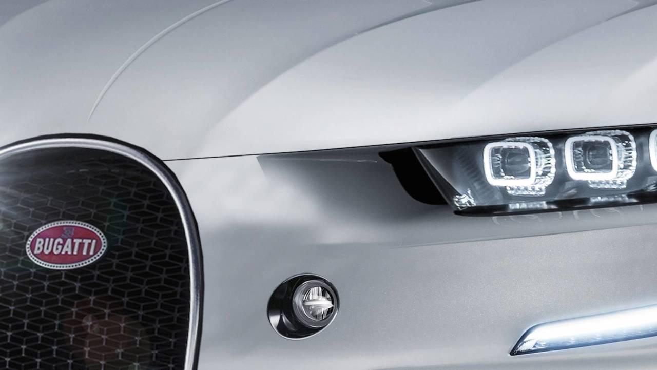 SUV Bugatti будет построен в 2020 году. Официальные фото кроссовера