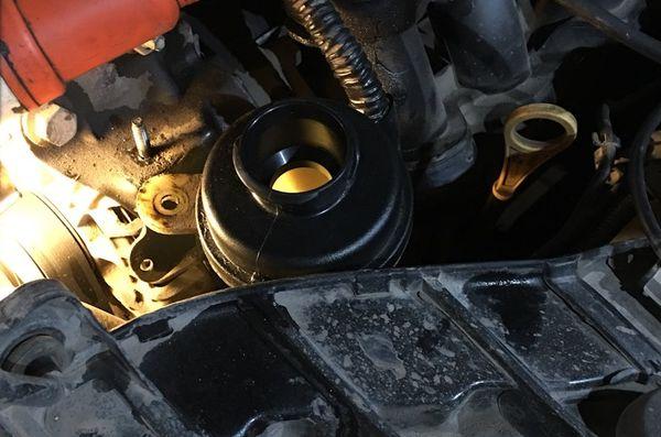 жидкость в гур форд фокус