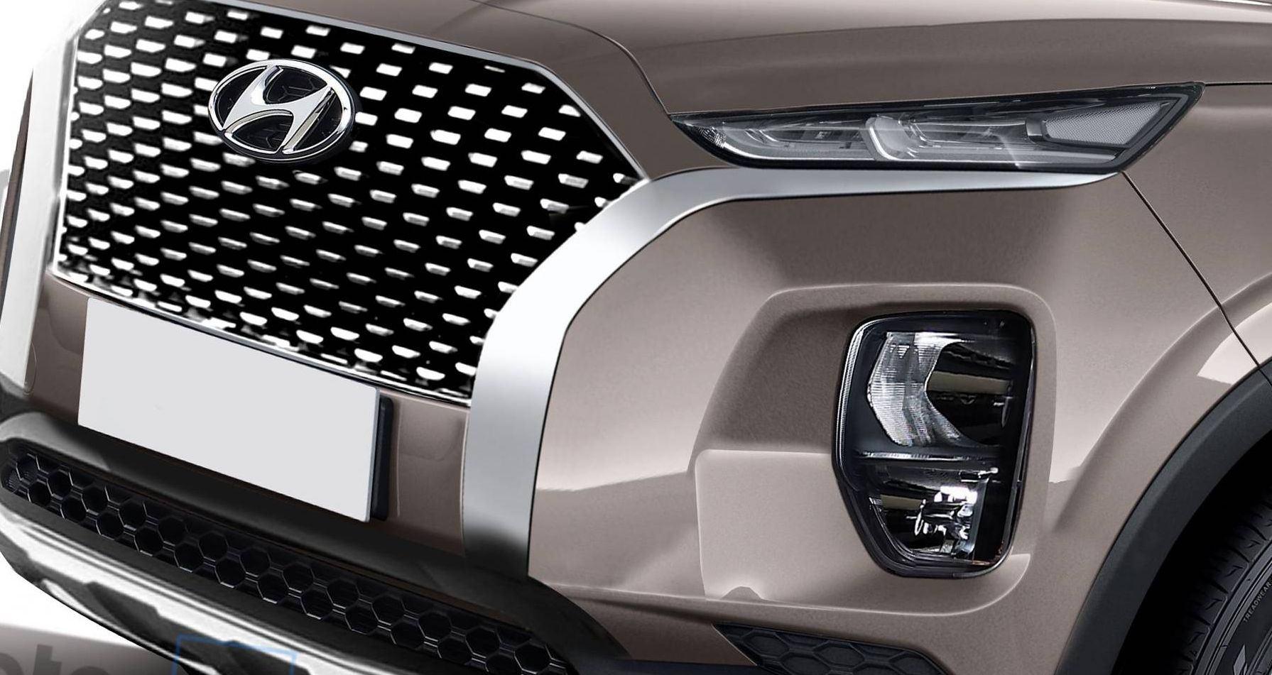 Hyundai Palisade 2020 – гигант для рынка США