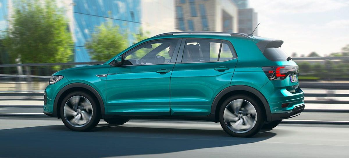 Volkswagen T-Cross 2019. Названы комплектации, цены и характеристики