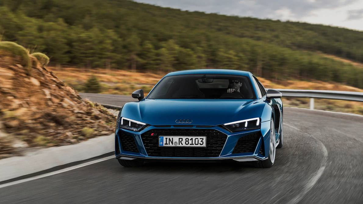 Обзор новой Audi R8 2019. Совершенство не знает пределов