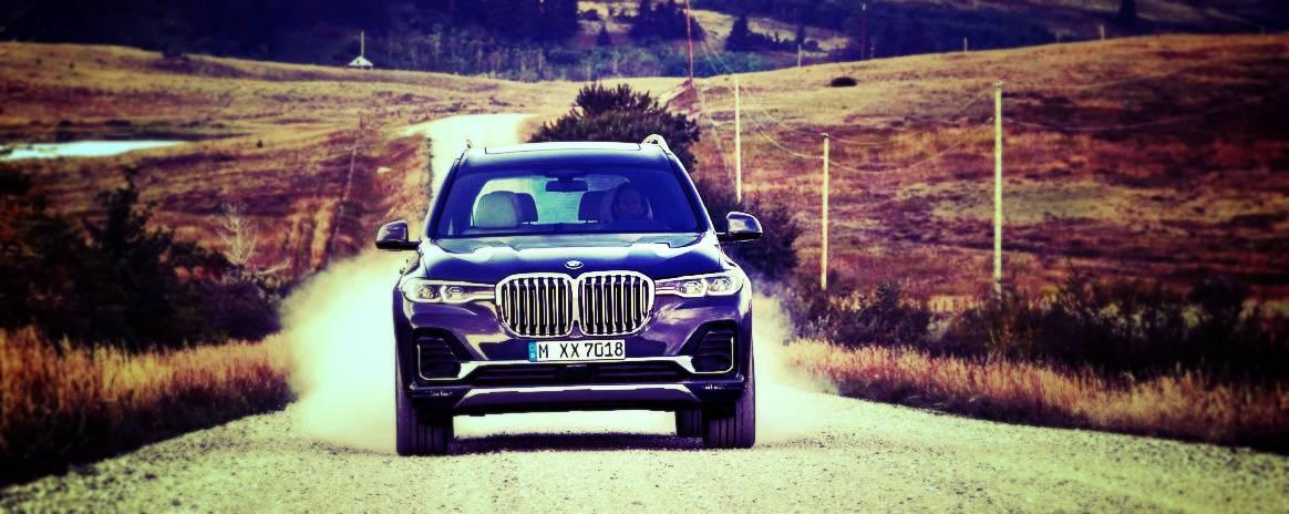 Новый BMW X7 2019 уже в салонах дилеров. Объявлены цены