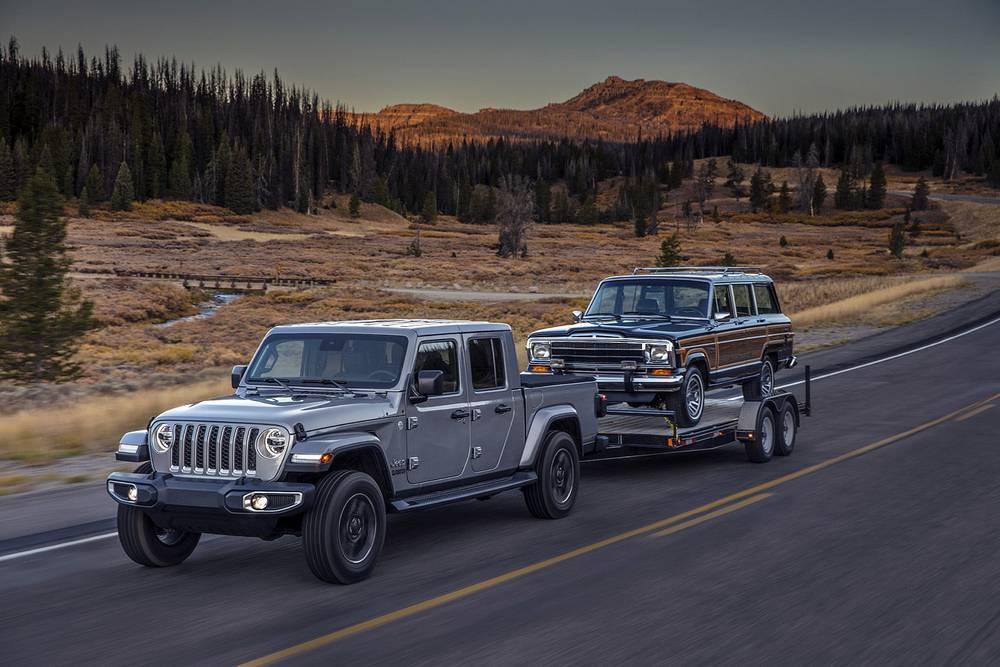 Обзор Jeep Gladiator 2020. В полку пикапов пополнение