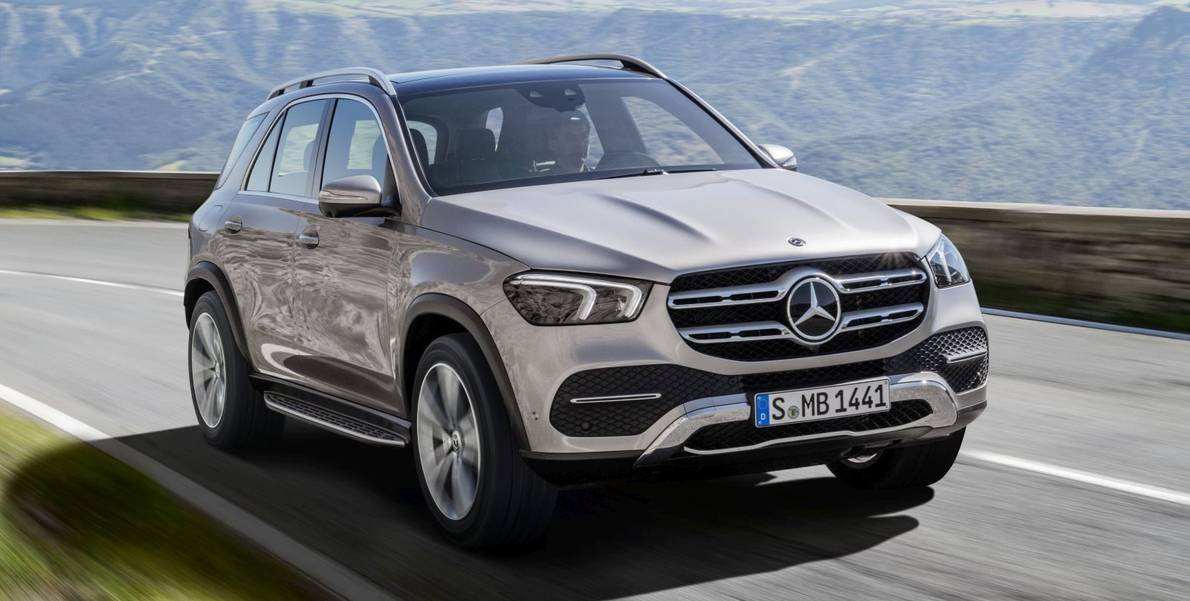 Mercedes-Benz GLE получил европейский ценник