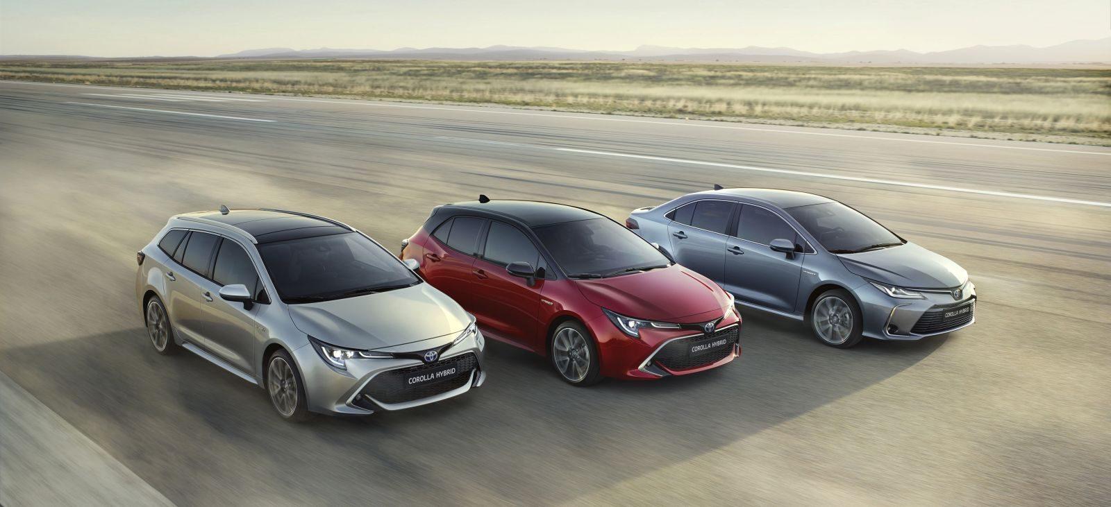 Toyota Corolla 2019 получила европейский ценник. Официально