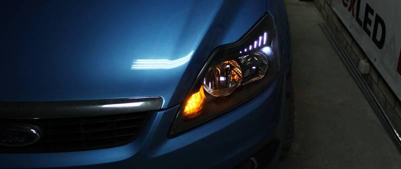 лампы форд фокус 2