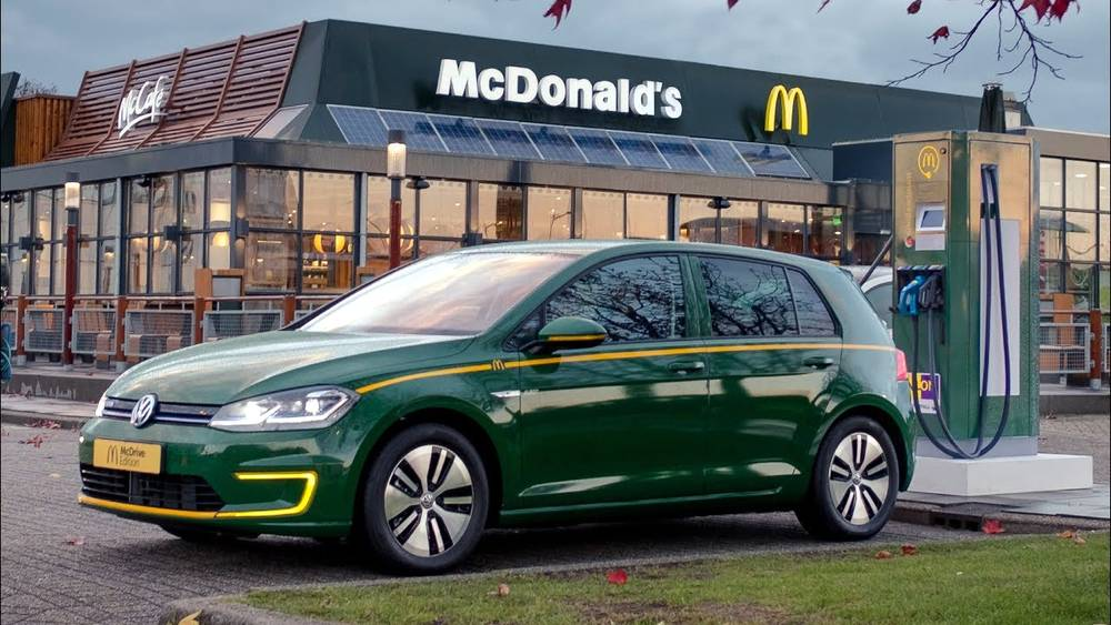 Volkswagen e-Golf McDrive Edition