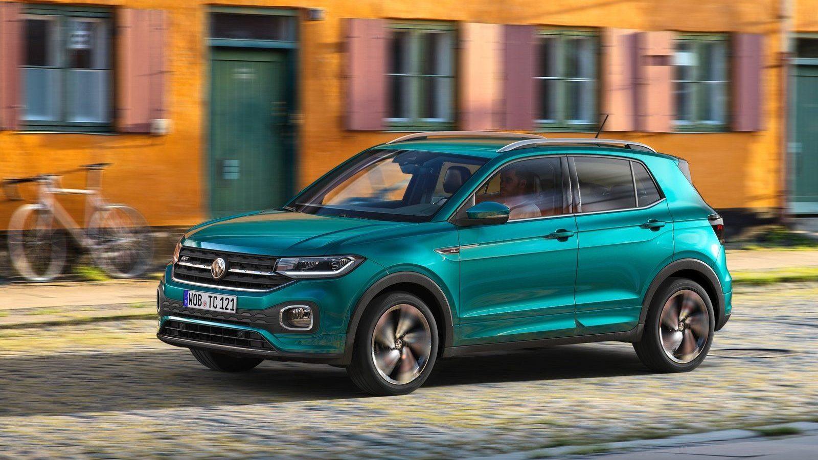 Компактный кроссовер Volkswagen T-Cross 2019: комплектации и цены