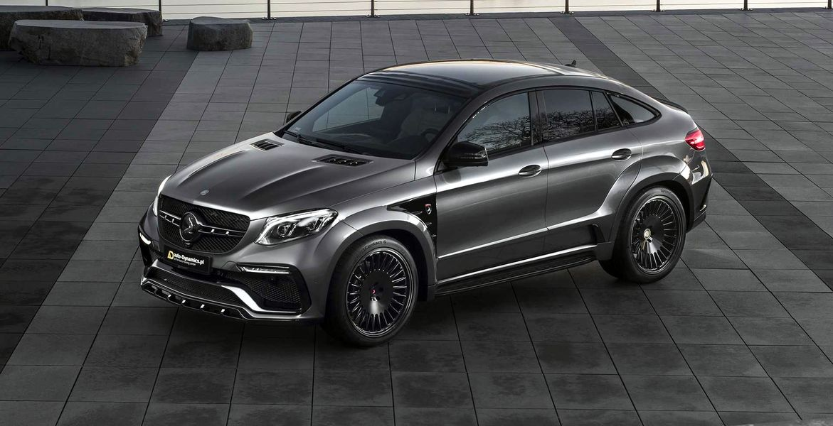 Mercedes-AMG GLE 63 S Coupe Project Inferno: 806 сил и 336 км/ч