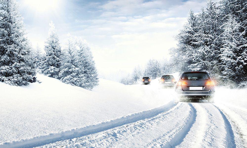 Как ездить зимой: шесть простых советов
