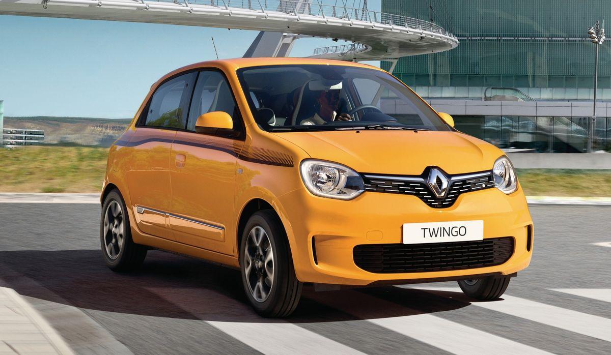 Обзор Renault Twingo 2019: фейслифтинг и новые характеристики