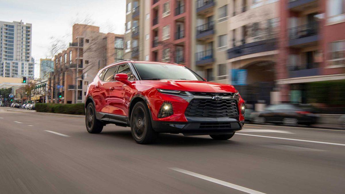 Обзор Chevrolet Blazer 2019. Цены и характеристики возрожденной легенды