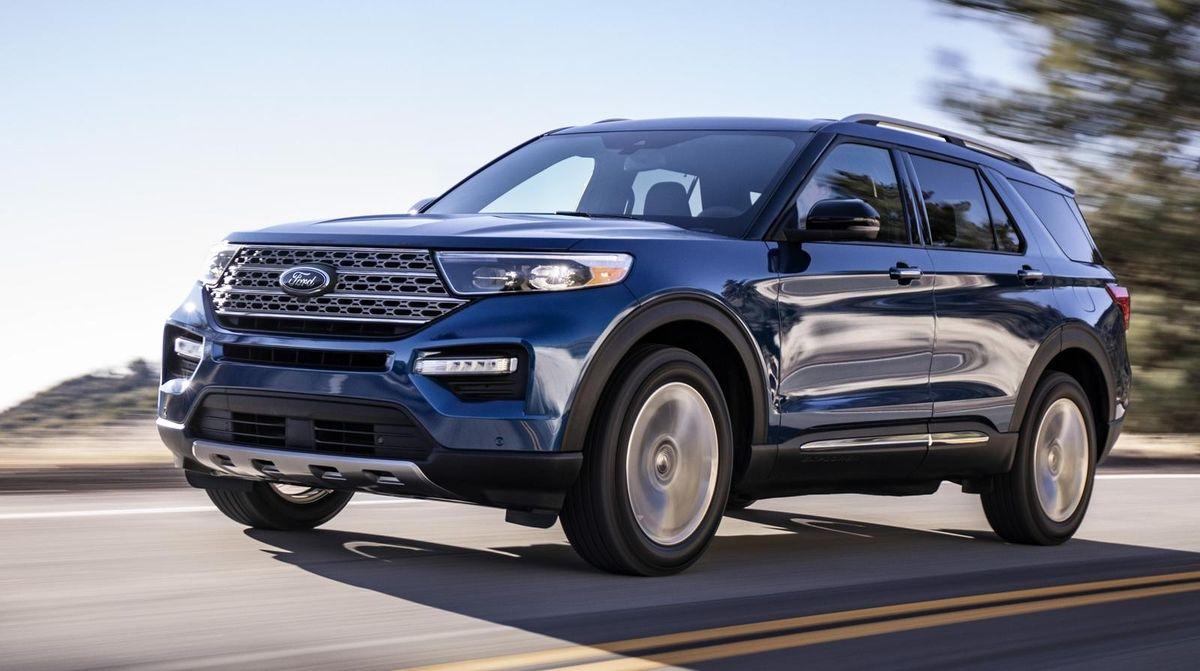 Обзор Ford Explorer 2019 – 2020 года. 30 лет в лидерах