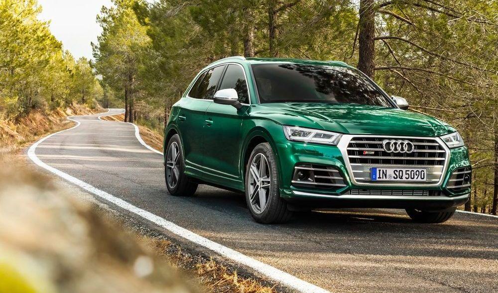 Обзор Audi SQ5 2019: Мягкий гибрид и 700 Нм тяги
