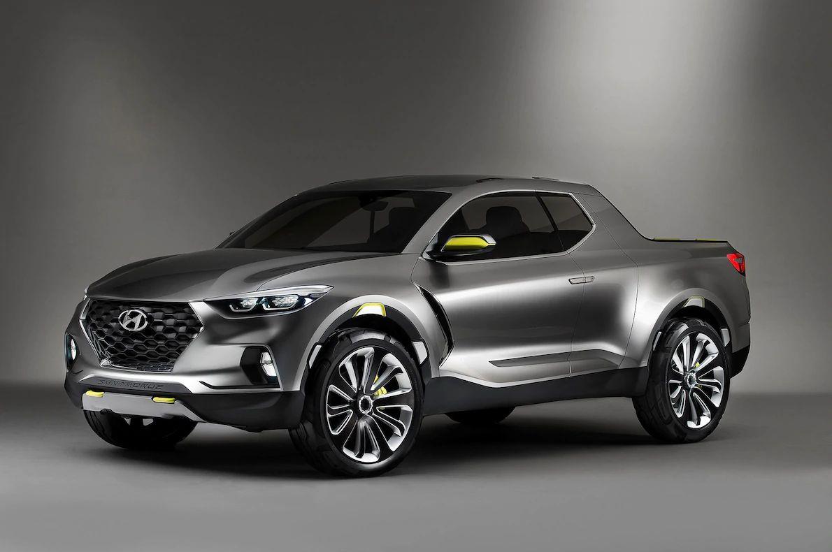 Пикап Hyundai Santa Cruz официально готовится к серийному выпуску