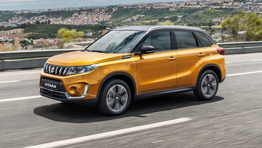 Обзор Suzuki Vitara 2019. Новый бестселлер с железным характером
