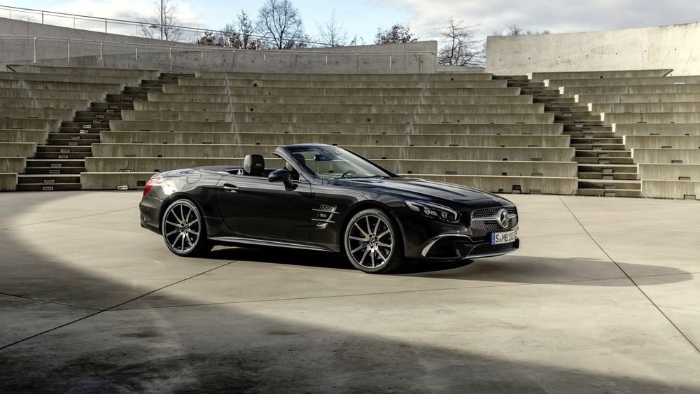 Mercedes-Benz SL Grand Edition 2019