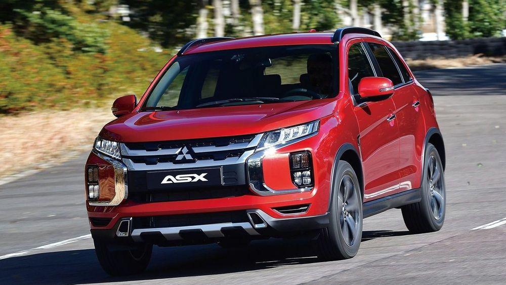 Обновленный Mitsubishi ASX представлен в США