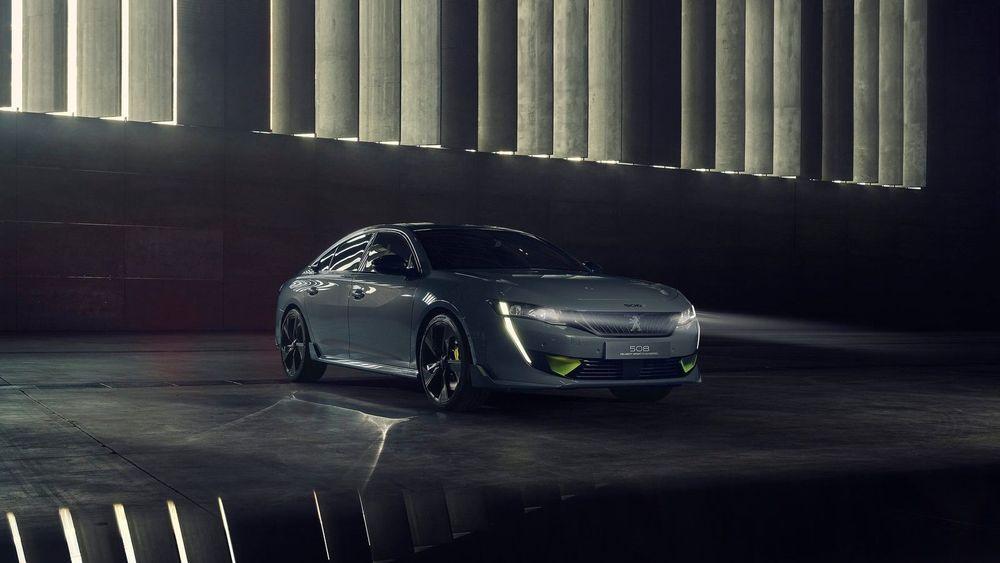 508 Peugeot Sport Engineered 2019 впечатлил цифрами