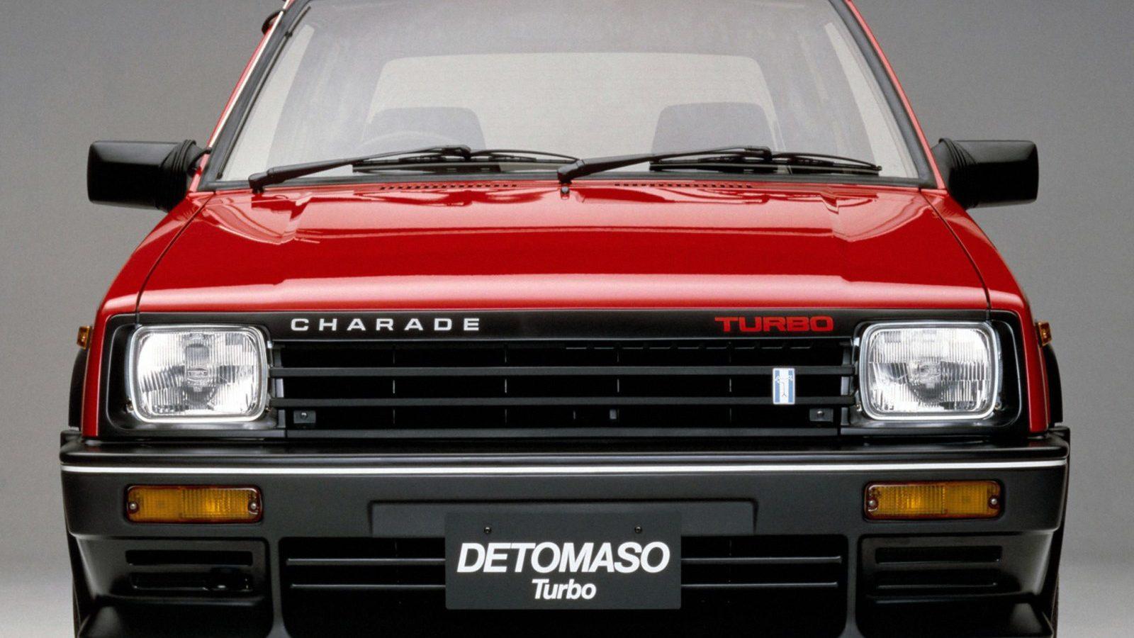Странички истории. Daihatsu с итальянскими генами
