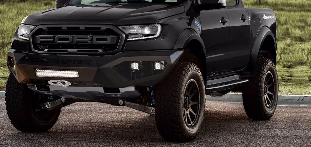 Как купить Ford Ranger Raptor мощностью 350 сил