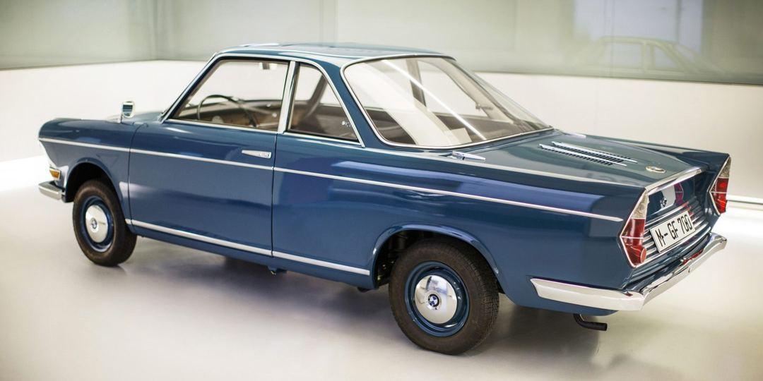 Неизвестный BMW 700 Coupé: автомобиль, который спас бренд