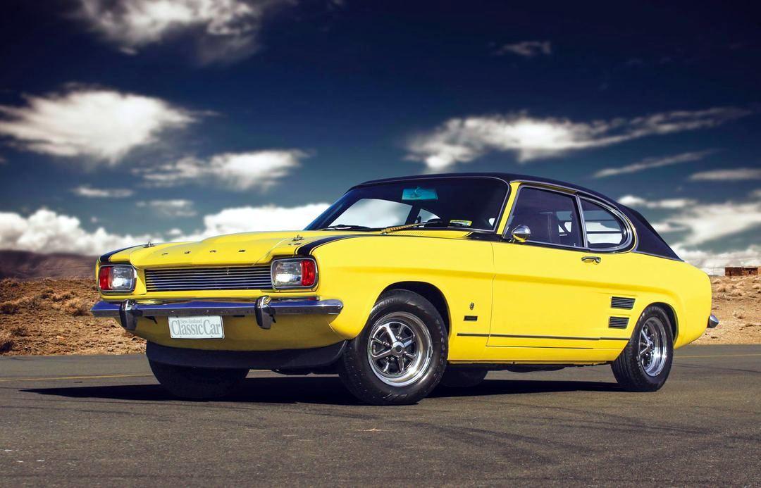 Странички истории. Ford Capri MkI: взлеты и падения европейского Мустанга