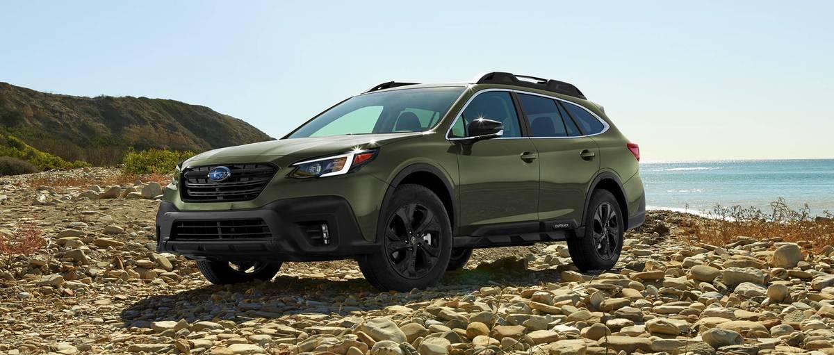 Обзор Subaru Outback 2020. Больше мощности и классическая внешность