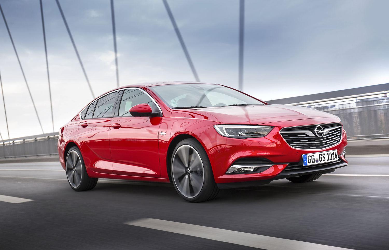 Обзор Opel Insignia Grandsport 2019. Грандкомфорт, гранддизайн и человеческие цены