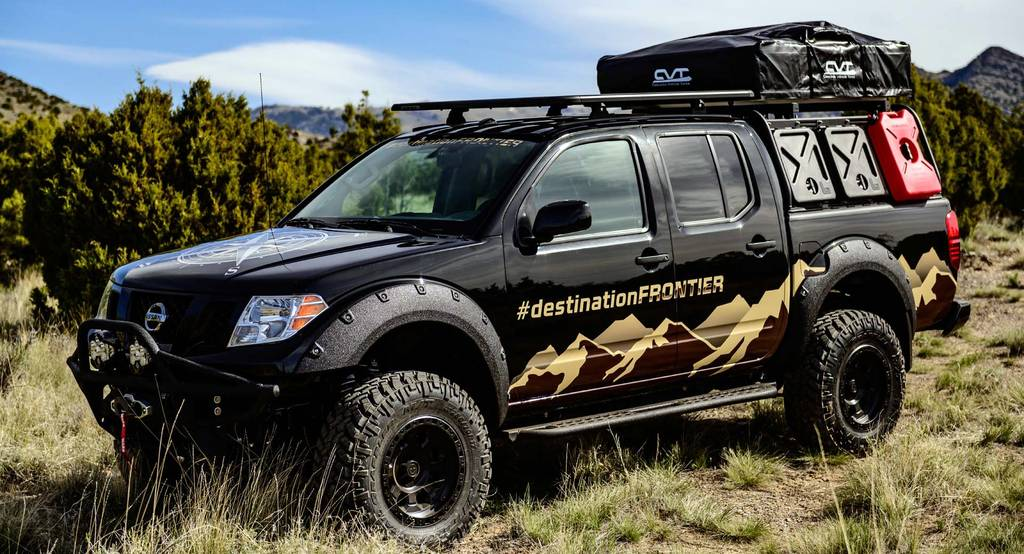 Nissan Destination Frontier